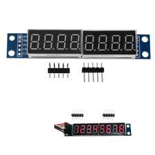 7 Segment Digital Tube Arduino Board Serial Display Module MAX7219 Raspberry Pi