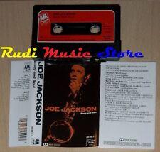 MC JOE JACKSON Body and soul 1984 west germany A&M 395 000-4 cd lp dvd vhs