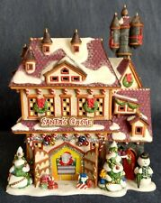 "Dept. 56 ~ ""SANTA'S CASTLE"" ~ #56.56768 ~ North Pole Series ~ Original Box"
