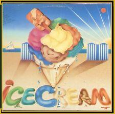"""COMPILATION """" ICE CREAM """" LP NUOVO DURIUM 1984 (ITALO DISCO)"""