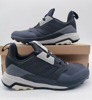 Adidas Terrex Trailmaker Hiking Shoes Core Black Aluminium Gray Men's 10