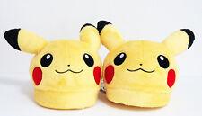 Pokemon Center Original Room Shoes Slippers Pikachu 4521329235349