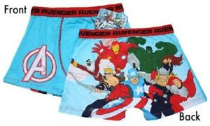 Marvel Avengers ( size s ) Front & Back Print - men's boxer shorts