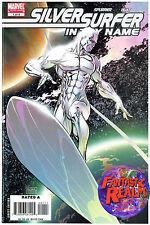 MARVEL SILVER SURFER IN THY NAME #1 & 2 MICHAEL TURNER COVER MARVEL COMICS