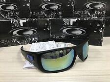Sunglasses Crankshaft Polarized*Matte Black/Glod Mercury Iridium Lens^