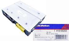 OEM ACDelco Engine Control Module ECM/ECU/PCM 16198263