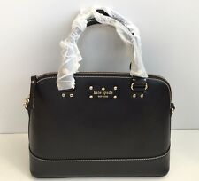 Kate Spade Rachelle Black Leather Hand Shoulder Bag New with Tags