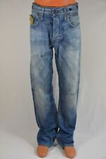 G-STAR RAW 3301 Herren Jeans blau W34 / L34; K31 741