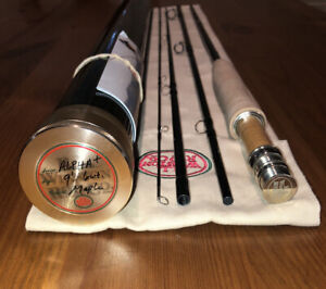 R L Winston ALPHA+ 9 FT 6 WT Fly Rod - Maple - FREE SHIPPING