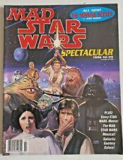 MAD STAR WARS SPECTACULAR. VINTAGE 1996 MAGAZINE. SCARCE. E.C. PUBLICATIONS.