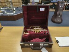 Besson BE928-1 Sovereign Bb Cornet – Lacquer (Ex-hire instrument)