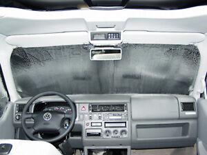 ISOLITE Inside Isolierung für Fahrerhausfenster, passend für VW T5 ab 2010
