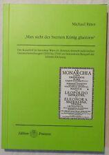 Ritter - Man sieht der Sternen König glantzen - Librettodichtung - Praesens 1999