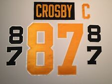 Pittsburgh Penguins Jersey Lettering Kit Any Name/Number