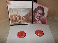 BEETHOVEN: Missa Solemnis/ Harper Baker Tear Sotin Giulini / EMI France stereo