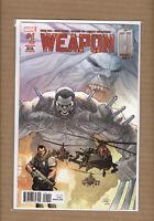 Weapon H #1 First Print Hulk Wolverine Marvel Comics  NM