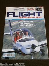 FLIGHT INTERNATIONAL # 5128 - LIGHT SPORT - MARCH 4 2008