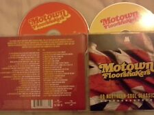 2 x CDs - MOTOWN FLOORSHAKERS - 40 NORTHERN SOUL CLASSICS - EXCELLENT CONDITION
