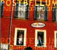 "THE CAT MARY ""POSTBELLUM NEIGHBORHOOD"" CD 0000 swampland sealed"