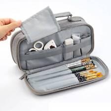 Mutifunctional Pencil Case Travel Makeup Bag Cosmetic Case Storage Organizer