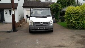Ford Transit Tipper 100 T350m RWD No.VAT ***RELISTED DUE TO TIME WASTER