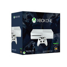 MS Xbox One with Special Edition Halo: The Master Chief Collection -White
