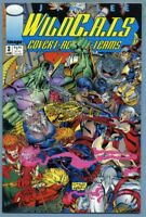 WildC.A.T.S: Covert Action Teams #3 (Dec 1992, Image) [Youngblood] Choi Jim Lee