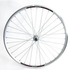 Vedette 700c Hybrid Road Bike Rear Wheel Double Wall Alloy Rim Silver QR NEW
