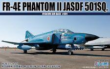 Fujimi 1/72 F02 FR-4E Phantom II JASDF 501SQ from Japan