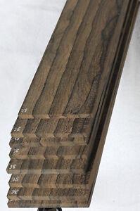"Quartersawn extra wide Ziricote guitar fingerboard blank 4x20.25"" ZCF38"
