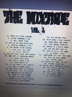 RAP MEGAMIX VOL 4 THE MIXTAPE Rap Dj Party Wedding Dance Hiphop 42 Tracks Mix