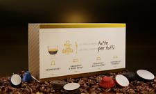 Caffe Daroma Capsule compatibili Nespresso, A modo mio, Dolce Gusto