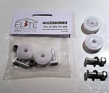 Elite Greenhouse door wheels - 28mm - FIRST CLASS POST - 100% Rated