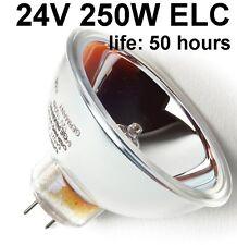 Osram Halogen Lamp Cold Mirror 24V / 250W HLX - GX 5.3 - 64653 (ELC)