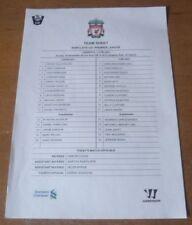 Teams C-E Chelsea Under 18s/ 21s Football Programmes