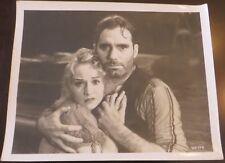 1932  GLOSSY PROMO. PHOTO. / PAT O'BRIEN & BETTY COMPSON / IN DESTINATION UNKOWN