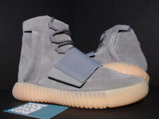 ADIDAS YEEZY BOOST 750 KANYE WEST LIGHT GREY GUM 3 BROWN BB1840 NMD R1 PK NEW 6