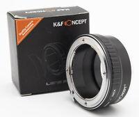 K&F Concept Nikon Ai an Sony Nex Adapter an E-Mount E Mount