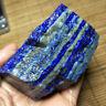 100g Natural Blue Rough Lapis Lazuli Crystal Mineral Specimen Healing Stone Lots