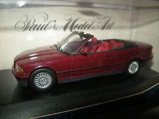 1:43 Minichamps BMW 3-er Serie E36 Cabrio red/rot 1992 Nr. 430023332 OVP