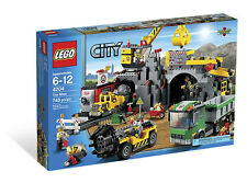 NEW LEGO City The Mine 4204 RETIRED