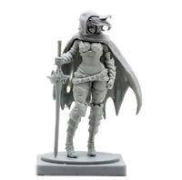 █ 30mm Resin Kingdom Death Twilight Knight Unpainted Unbuild ONLY Figure WH049