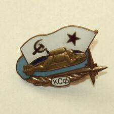 USSR BADGE RUSSIA NAVY NORTHERN FLEET