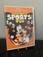 Disney Classic Cartoon Extreme Sports Fun DVD, 2005