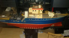 modellboot Yemoja :Elde Modellbau:L:130cm-B40cm-H55cm