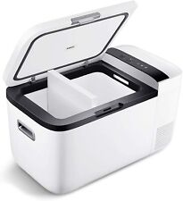 Iceco Go20 21qt Dual Zone Portable Freezer Fridge 12V Cooler, Truck Suv Rv (App)
