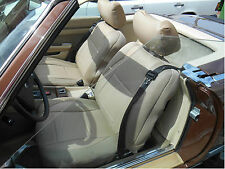TAN LEATHERETTE Front SEAT COVERS Fits MERCEDES SL and SLC 1971-1989 (R107 C107)