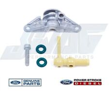 Genuine Ford 6.4L OEM Powerstroke Diesel Water in Fuel Drain Valve WIF F250 F350