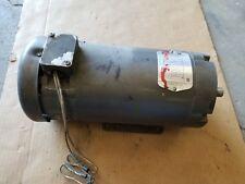 Baldor 1-1/2 HP 180 vdc motor, 150PM143EF, Frame 143TC 1750 rpm Emerson Browning