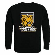 Colorado College Cc College Crewneck Pullover Sweatshirt